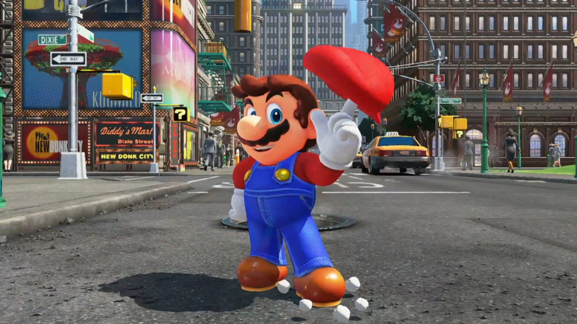 Super Mario Odyssey Review The Best Mario Ever Trusted Reviews