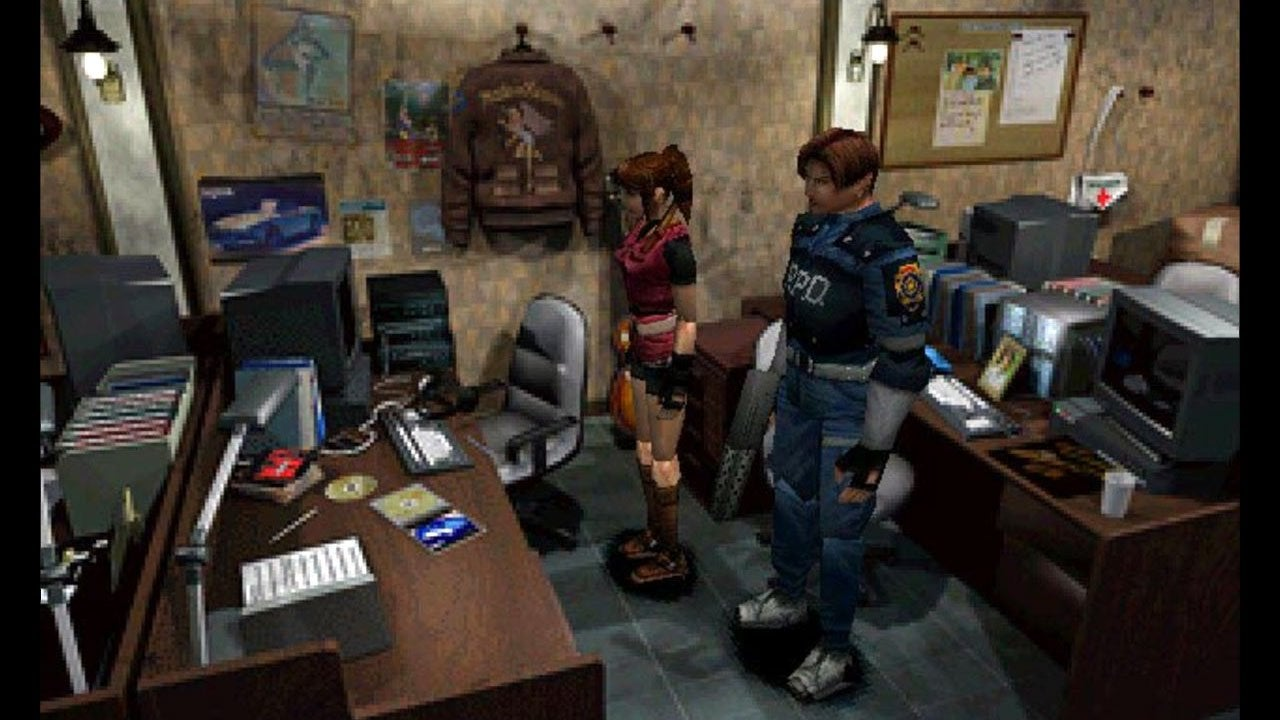 Image result for resident evil2