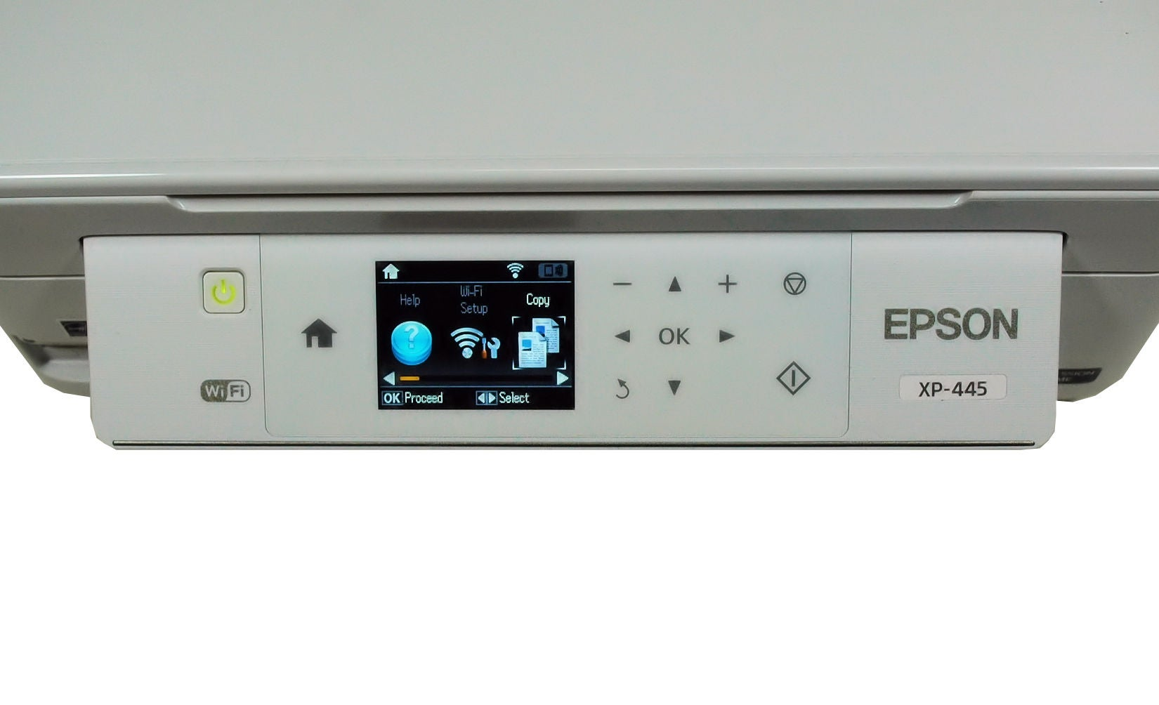 Compact Printer: Epson Expression Home Xp-445 Tested