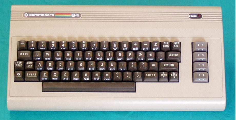 Commodore 64: Remembering the computer that gave birth to PC gaming