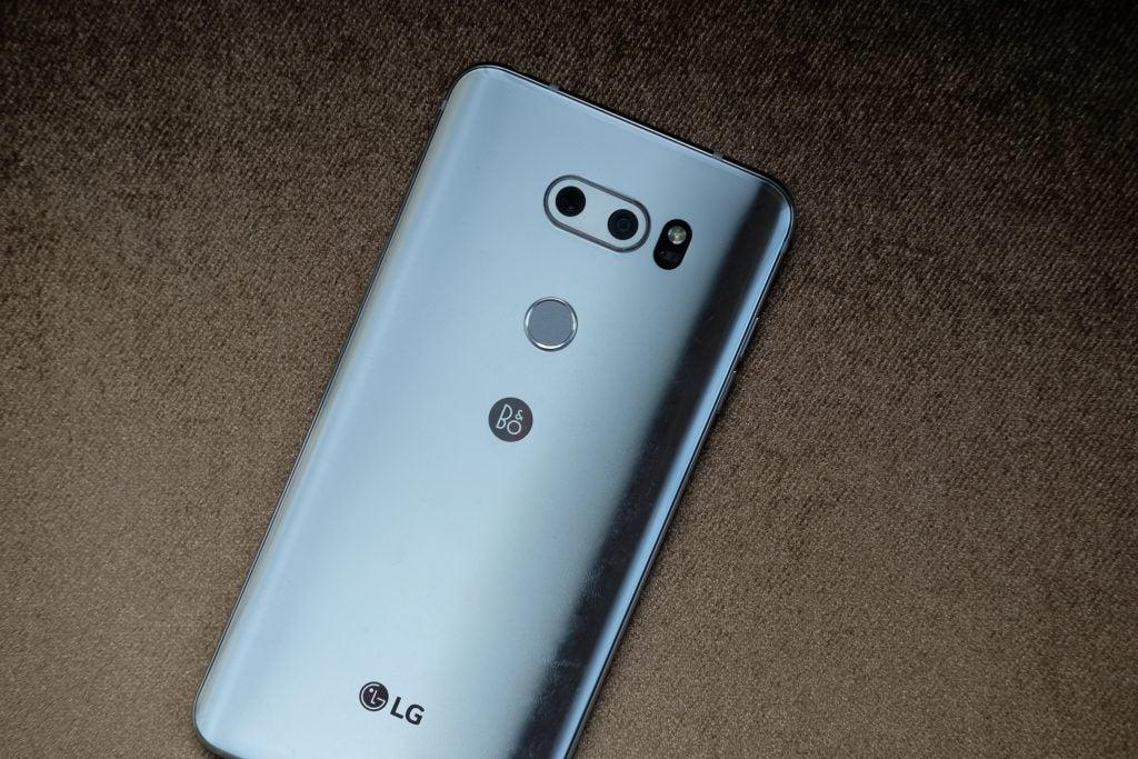 LG V30 Hands-on: The Best Sounding Phone