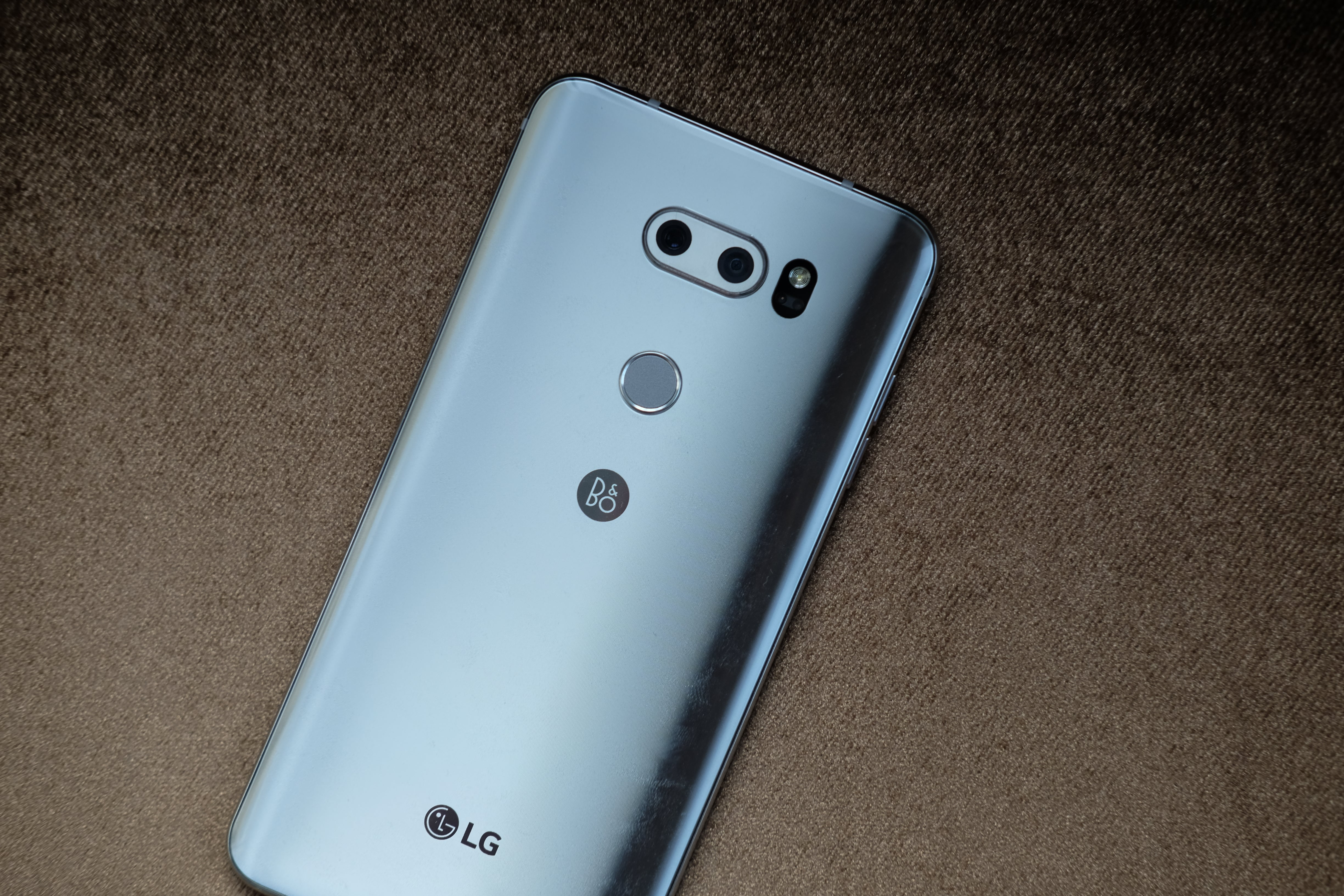 New Lg V30 2018 Confirmed With Vision Ai And Voice Ai