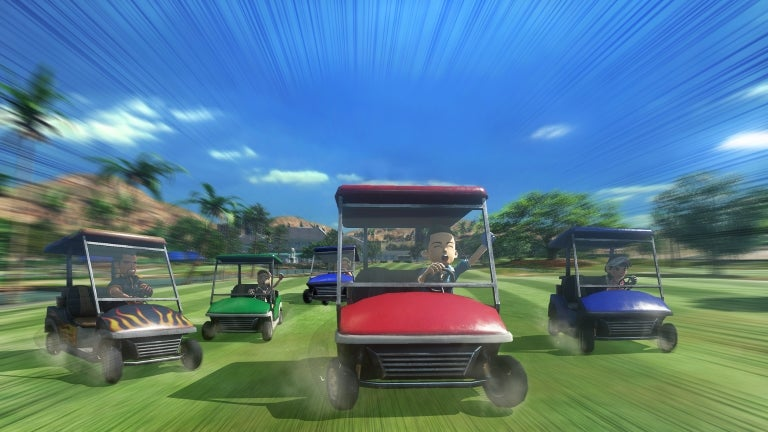 Everybody 39 s golf review trusted reviews for Ps4 fishing games 2017