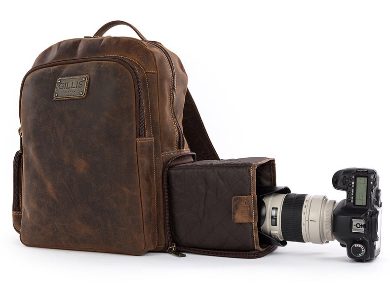 Best Camera Bags Gillis London Trafalgar Rucksack