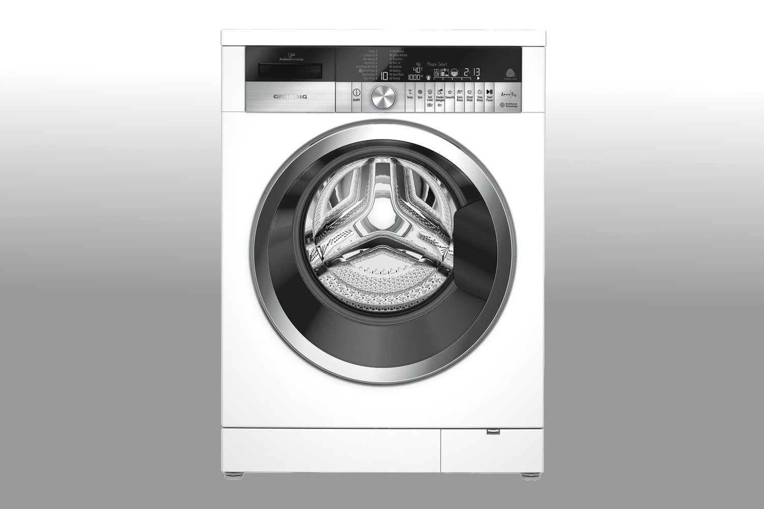 Grundig GWN59650CW washing machine Review | Trusted Reviews