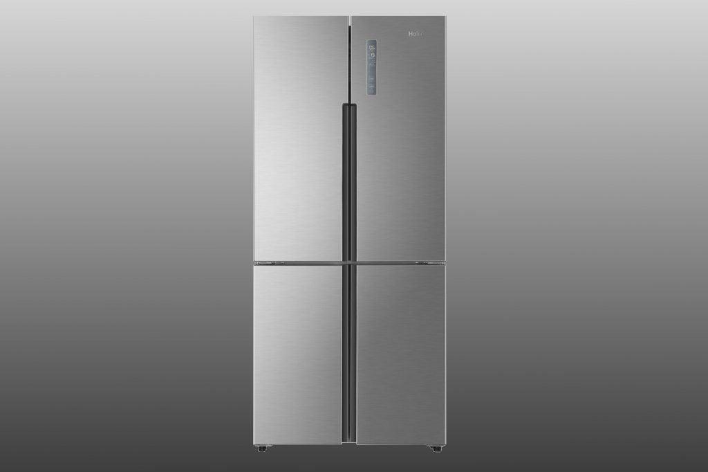 Side By Side Kühlschrank Haier Test : Haier cube htf dm fridge freezer review trusted reviews