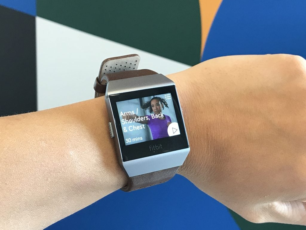 Fitbit Ionic Review Smartwatch Functionality Trusted