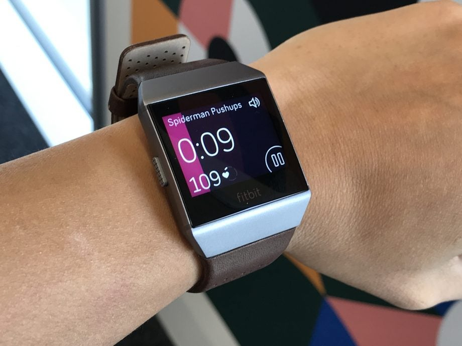 Fitbit Ionic review: Fitbit's first smartwatch misses the mark