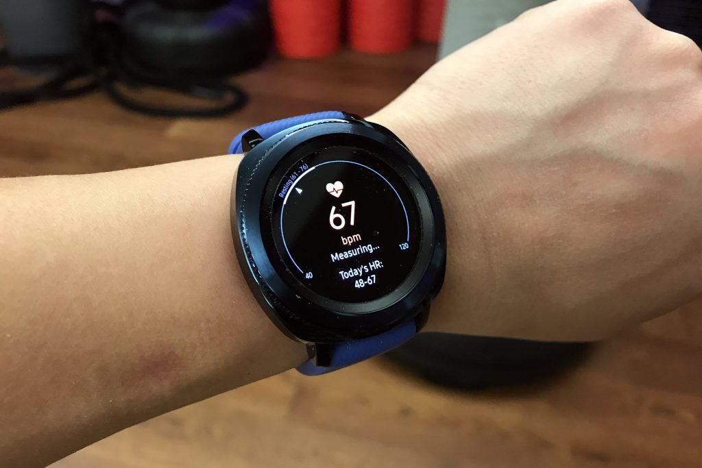 Samsung Gear Sport Review   Trusted Reviews