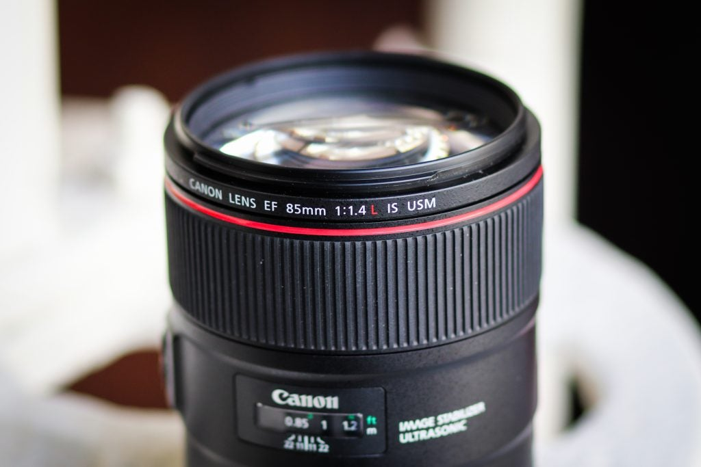 Hands-on with the Canon EF 85mm f/1.4L IS USM - Amateur Photographer