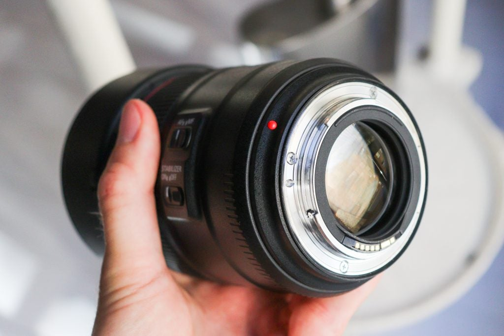 Canon Ef 85mm F 1 4l Is Usm Review Trusted Reviews