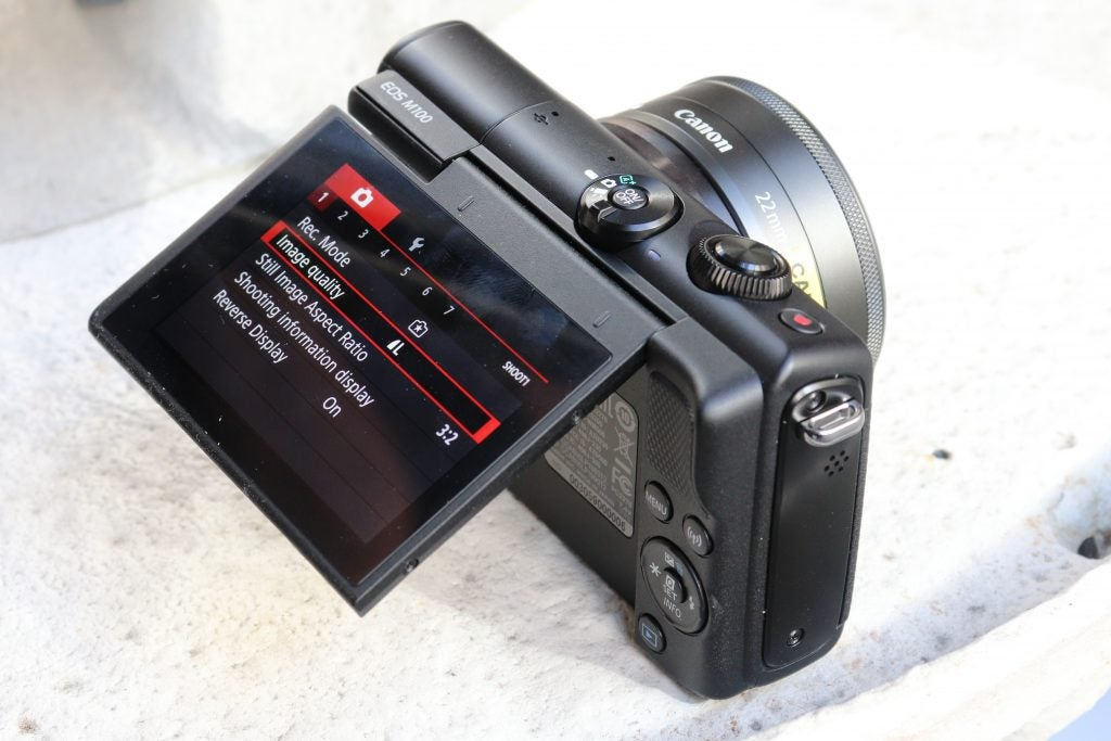 683 Credit Score >> Canon EOS M100 Review | Trusted Reviews