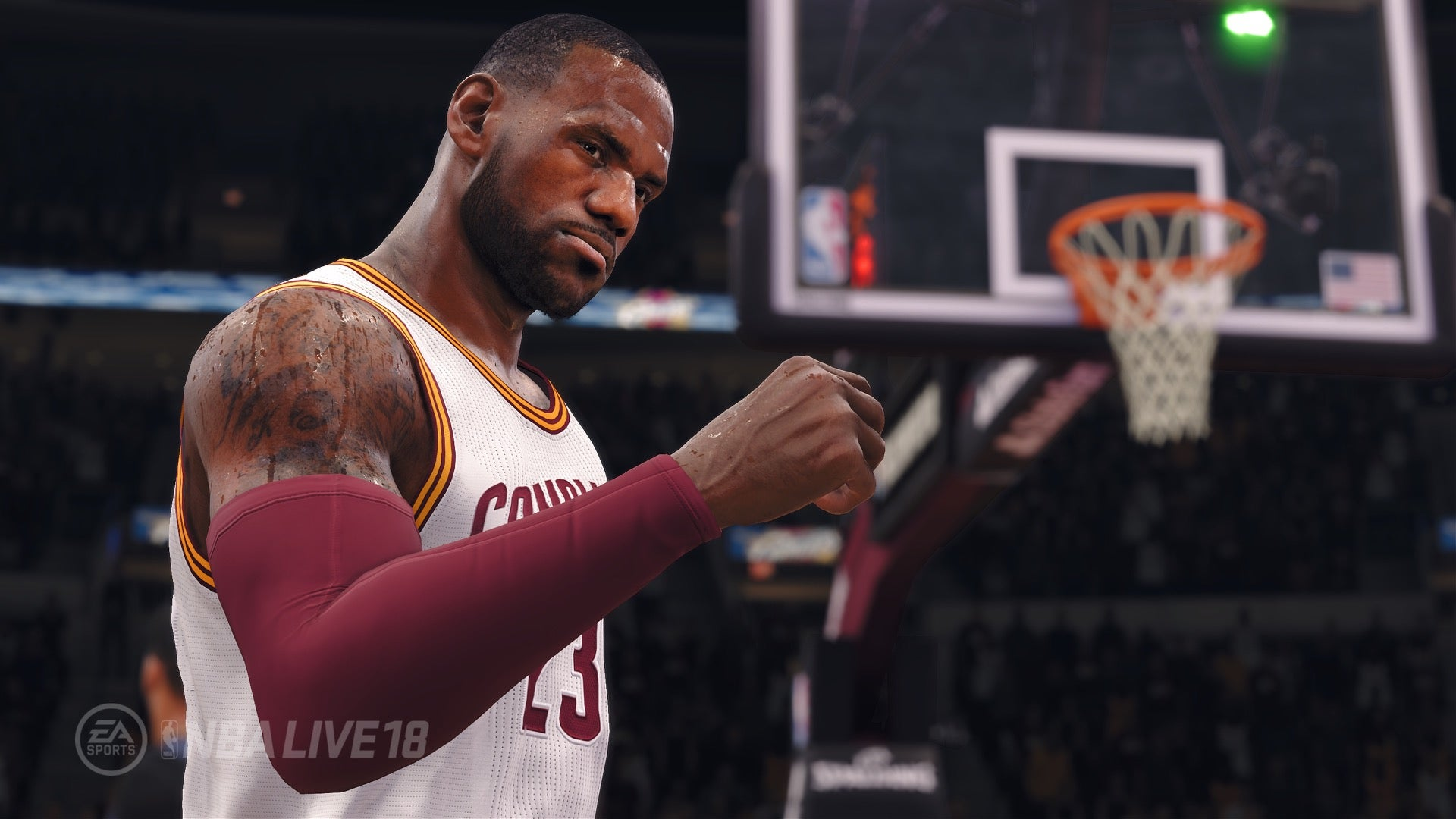 Image result for Sports game NBA 2K18