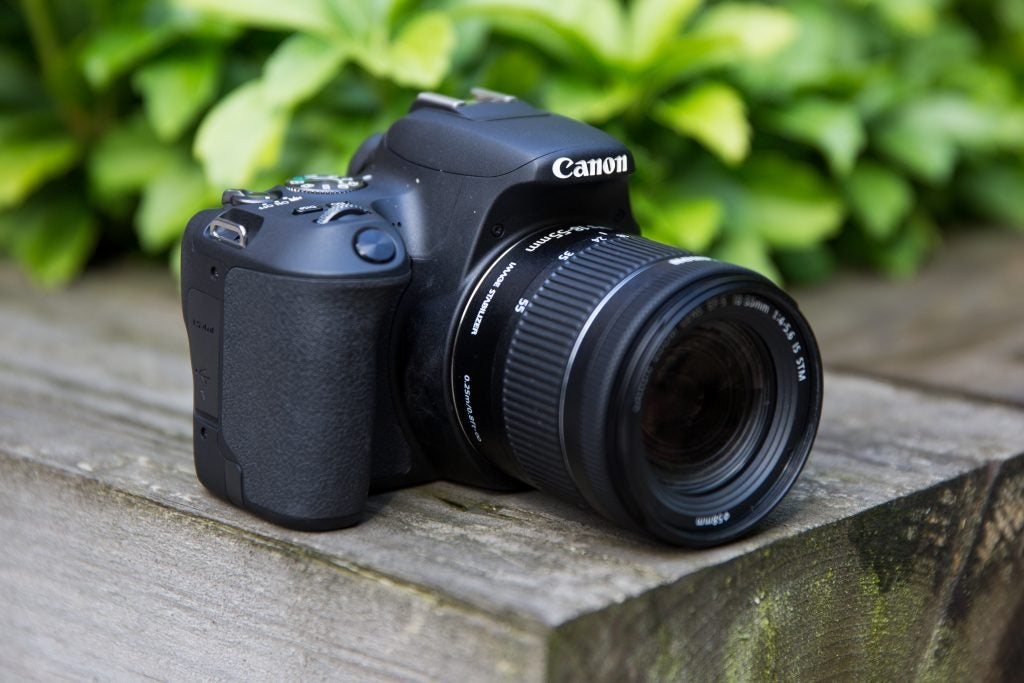 Canon Eos 200d Review Trusted Reviews