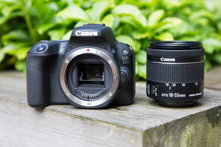 Canon EOS 200D Review | Trusted Reviews