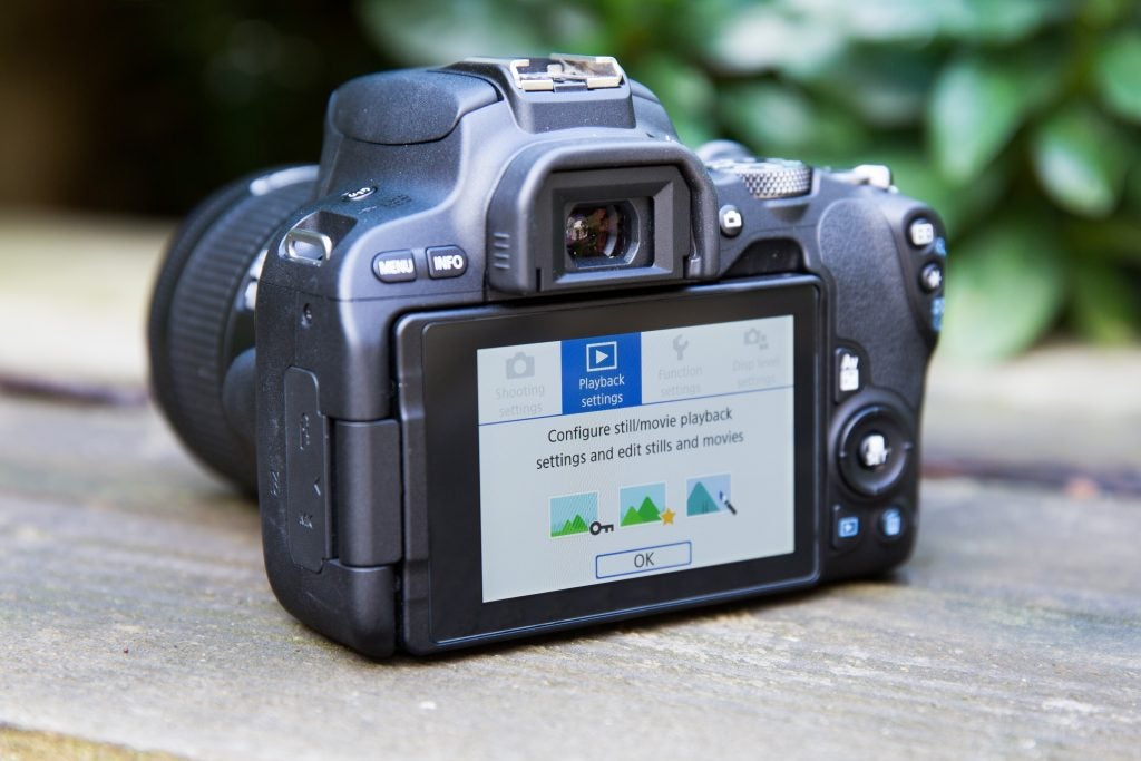 Canon Eos 200d Viewfinder Screen Autofocus And Video