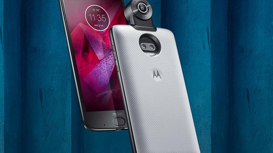 Moto Z3 Moto Mods Support Confirmed For 2018 Flagship