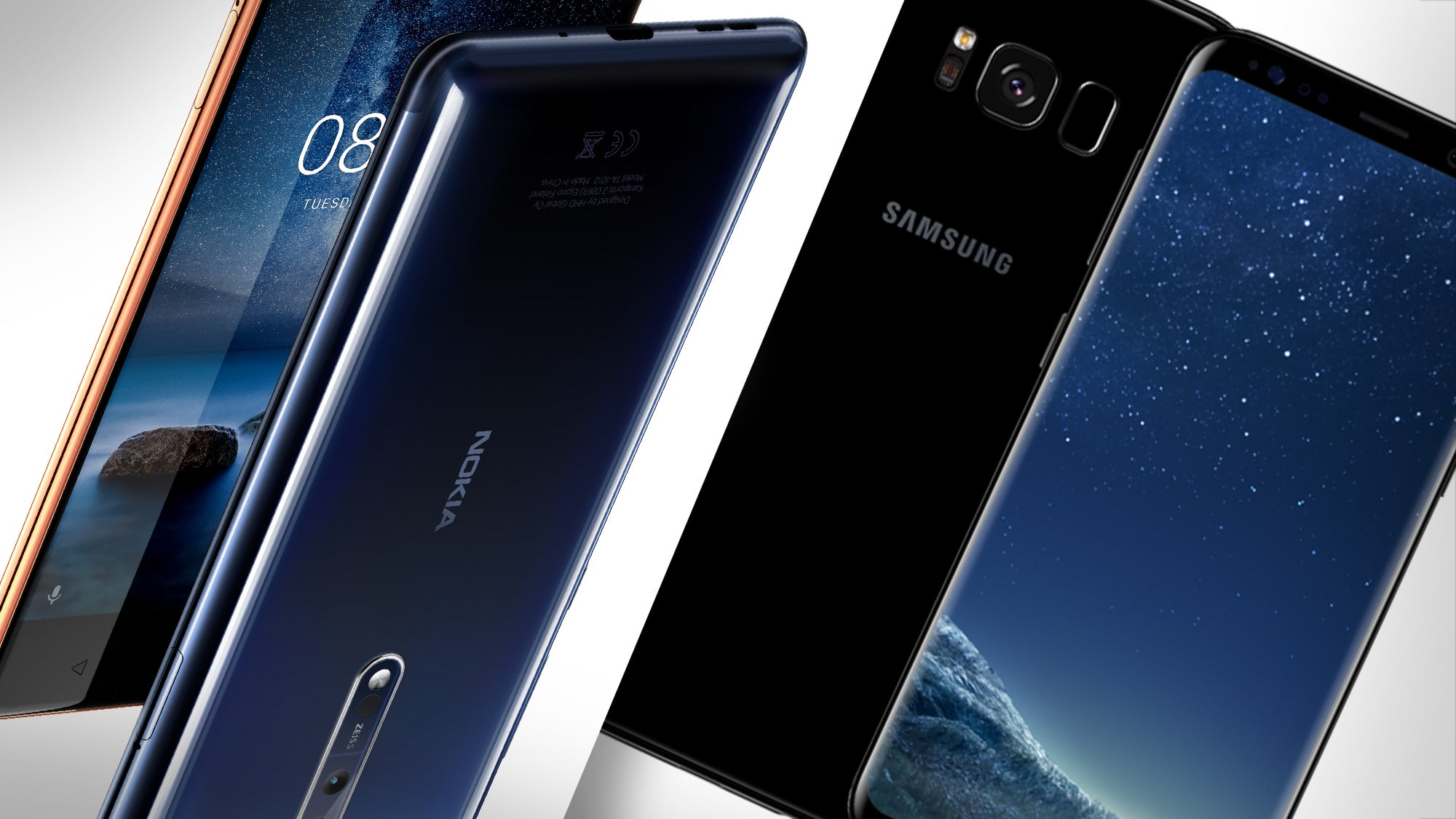 Nokia 8 Vs Galaxy S8 Which Is Better Trusted Reviews