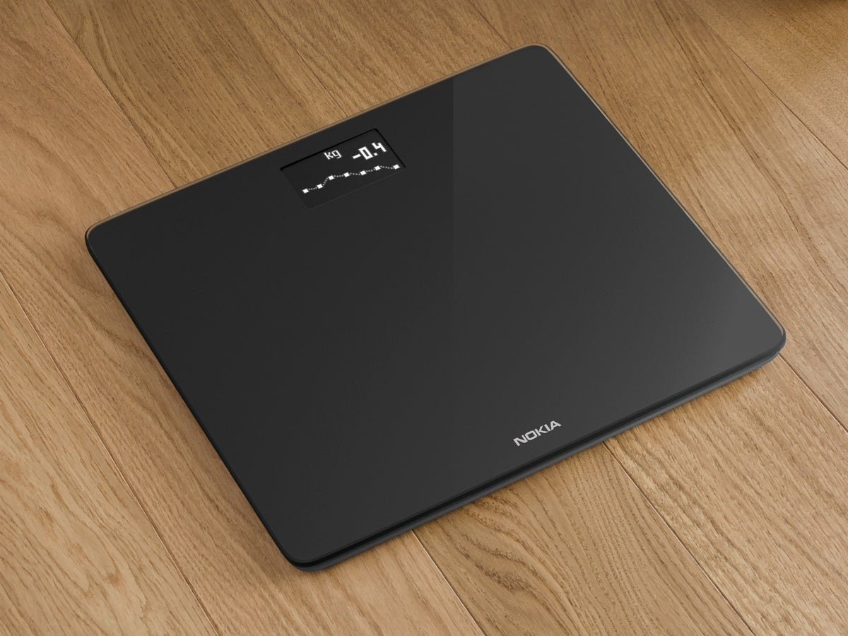 Retro bathroom scales - If You Simply Want An Attractive Smart Connected Scale But Don T Need Any Of The More Advanced Measurements The Nokia Body Is A Good Choice