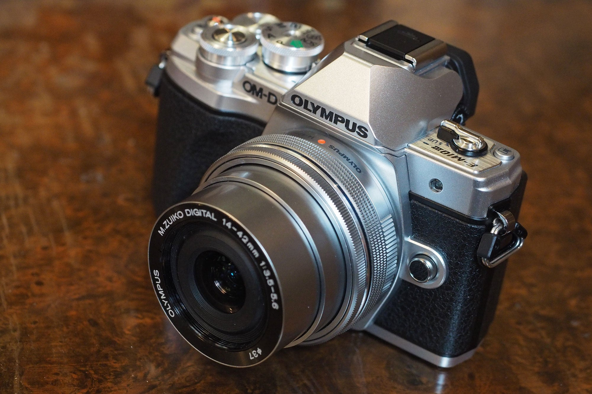 Olympus OM-D E-M10 Mark III hands-on - The Video Mode
