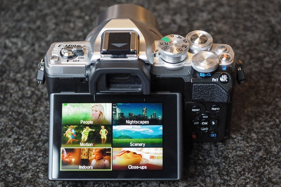 Olympus OM-D E-M10 Mark III Review | Trusted Reviews