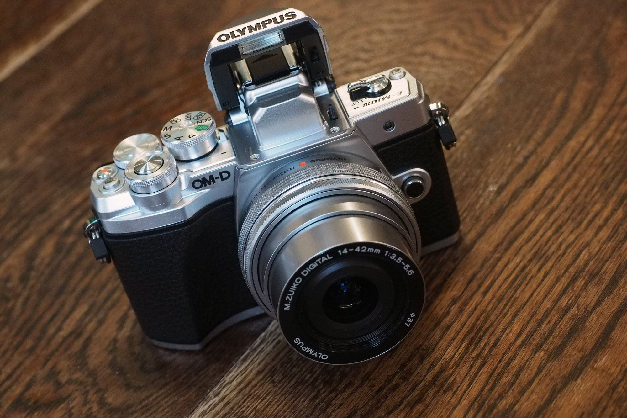 Image result for Olympus OM-D E-M10 Mark III