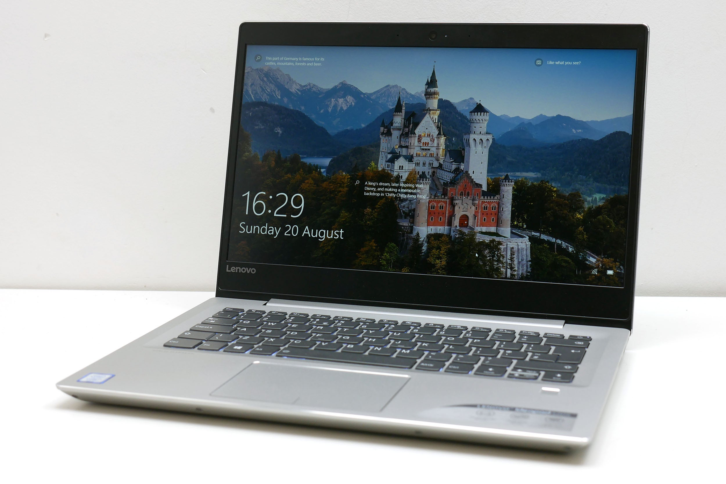Lenovo IdeaPad 520S Review | Trusted Reviews