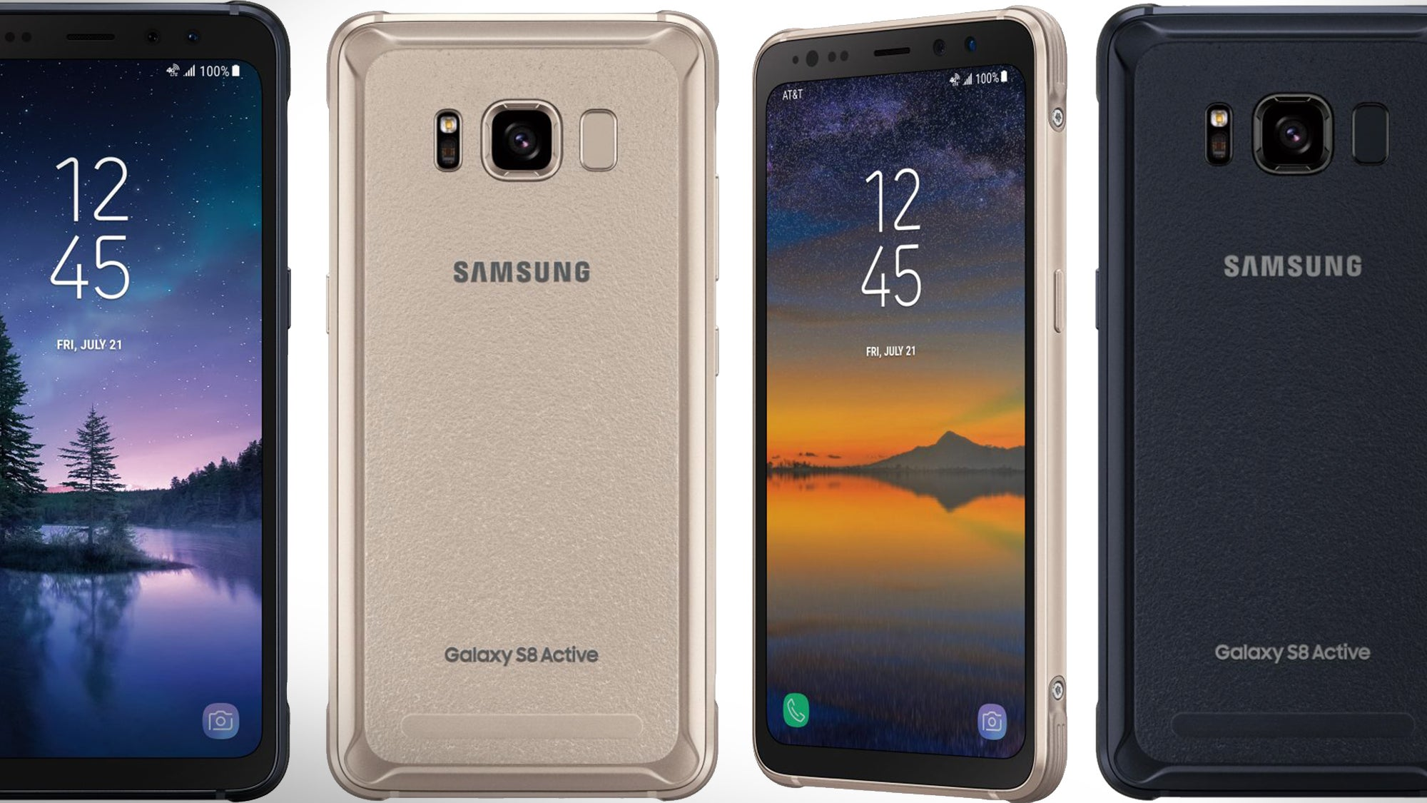 Samsung Unveils Galaxy S8 Active Pre Orders Set To Go