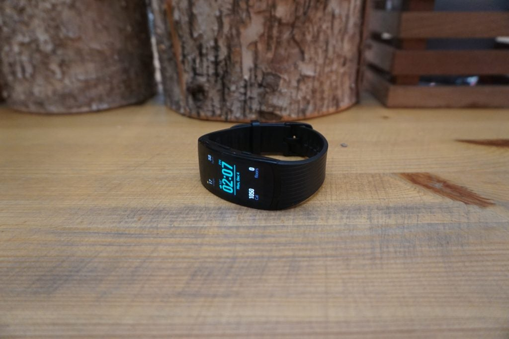 Samsung Gear Fit 2 Pro review | Trusted Reviews