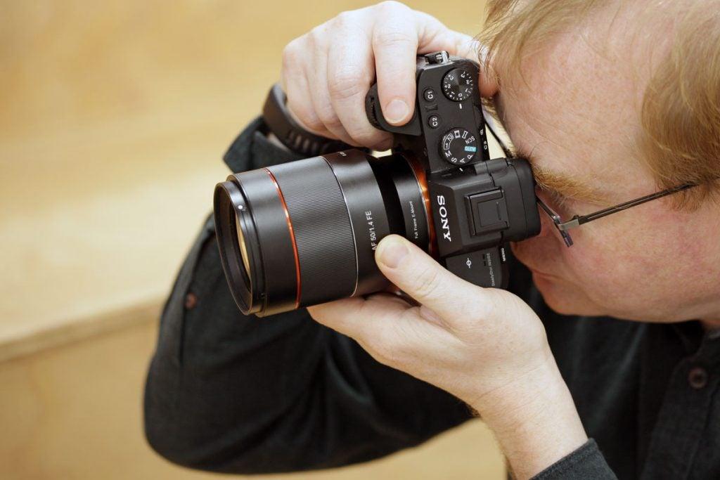 Samyang Af 50mm F 1 4 Fe Review Trusted Reviews