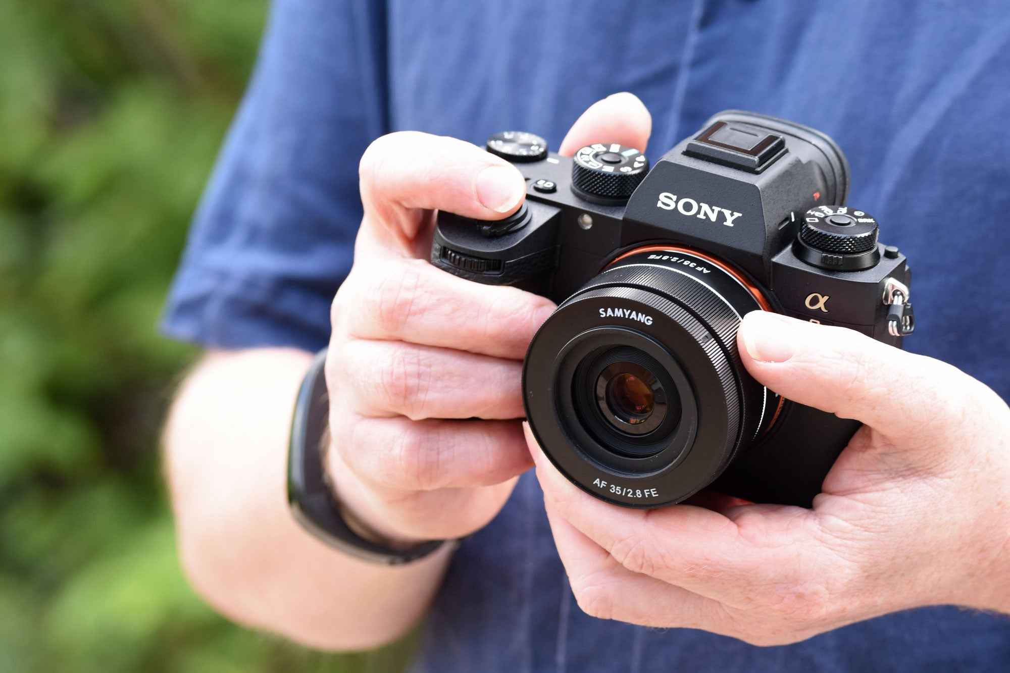 Samyang AF 35mm f/2.8 FE Review | Trusted Reviews
