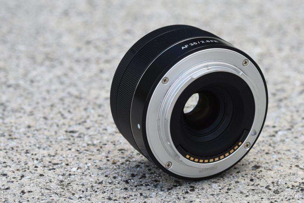 Samyang AF 35mm F2.8 FE mount