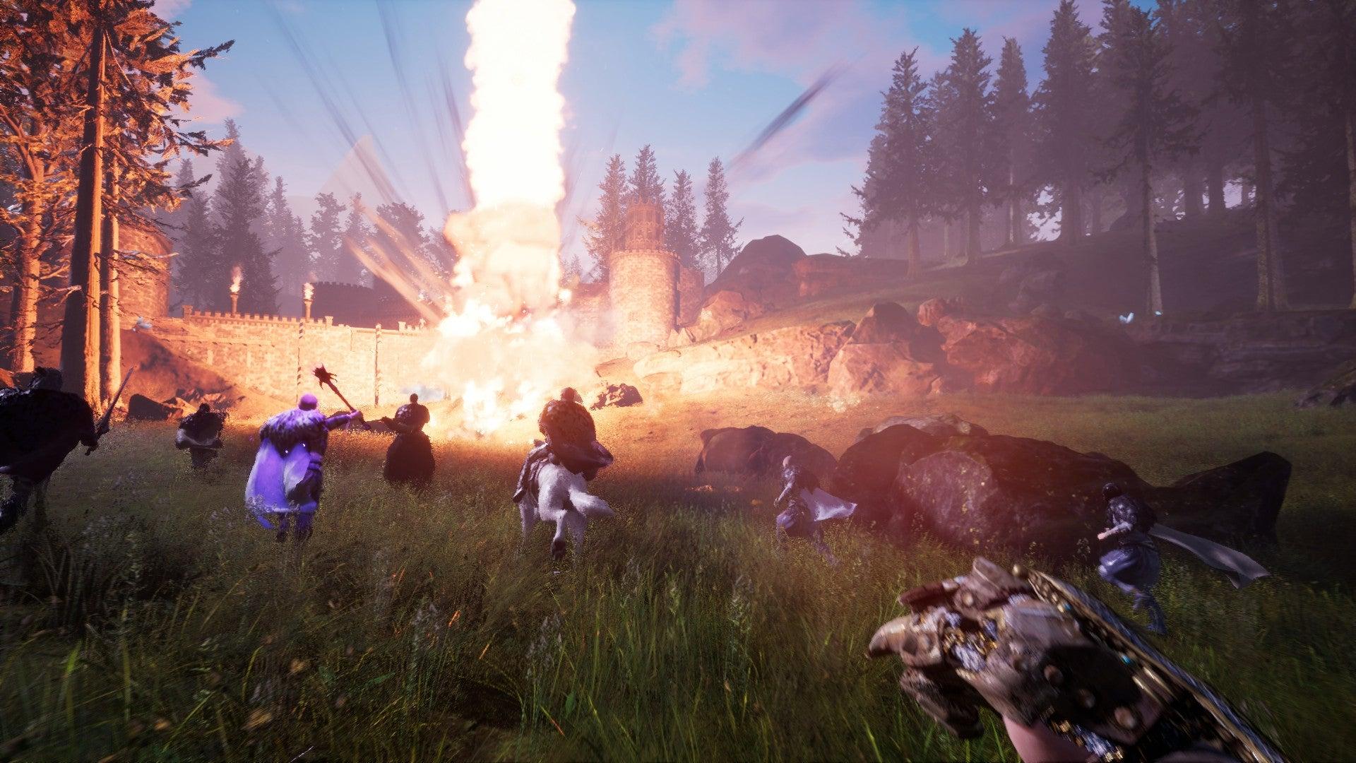 Znalezione obrazy dlazapytania Citadel: Forged with Fire