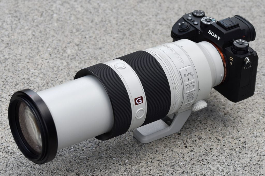 Sony 100-400mm GM at 400mm