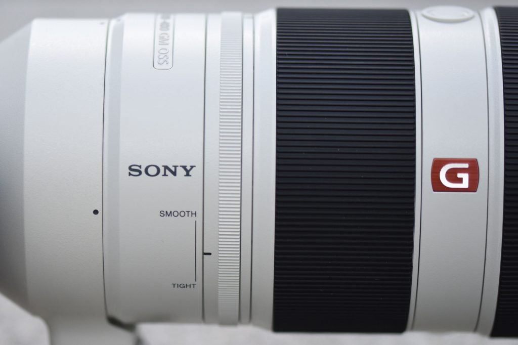 Sony 100-400mm GM zoom torque