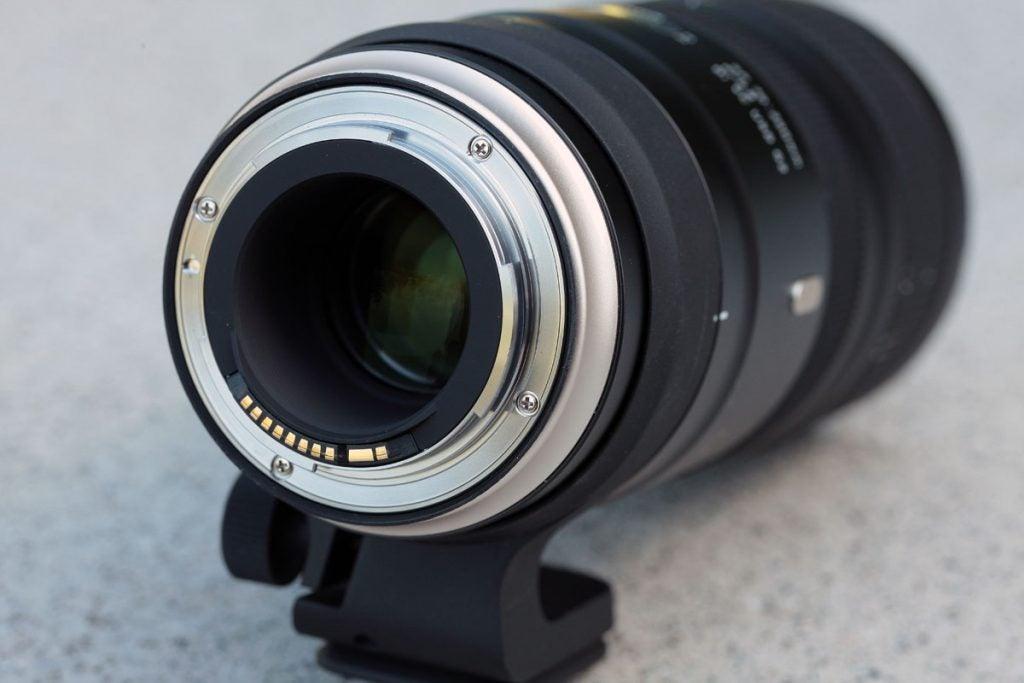 Tamron 70-200mm F/2.8 G2 mount