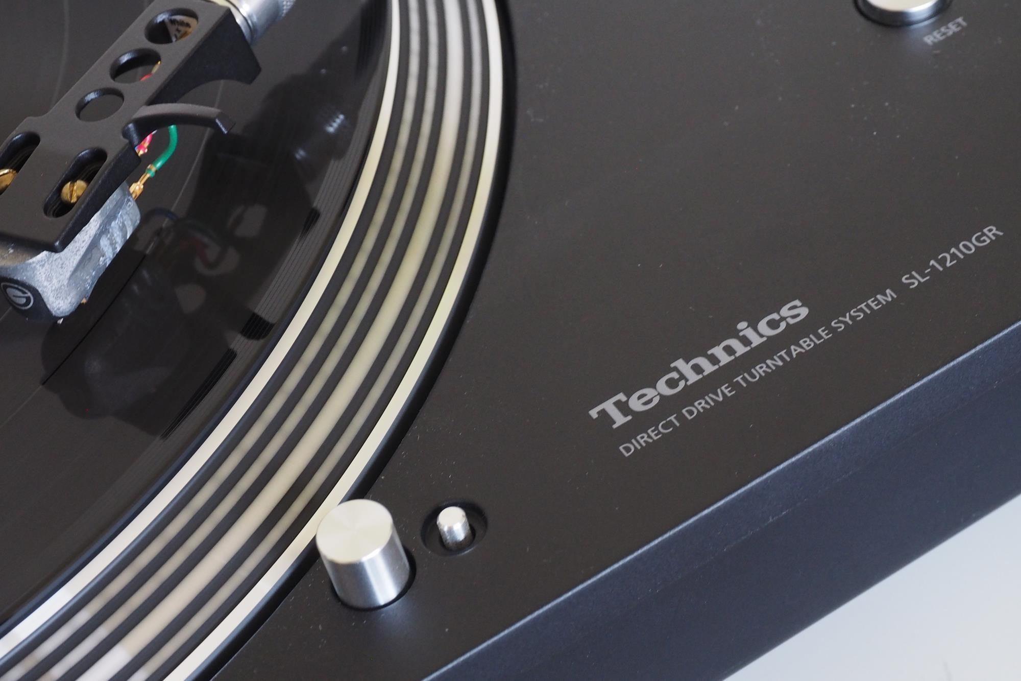 Technics Sl 1200gr Sl 1210gr Review Trusted Reviews