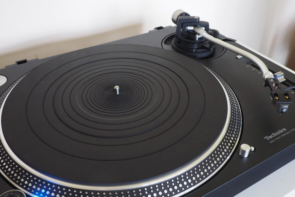 Technics Sl 1200gr Sl 1210gr Review Trusted Reviews