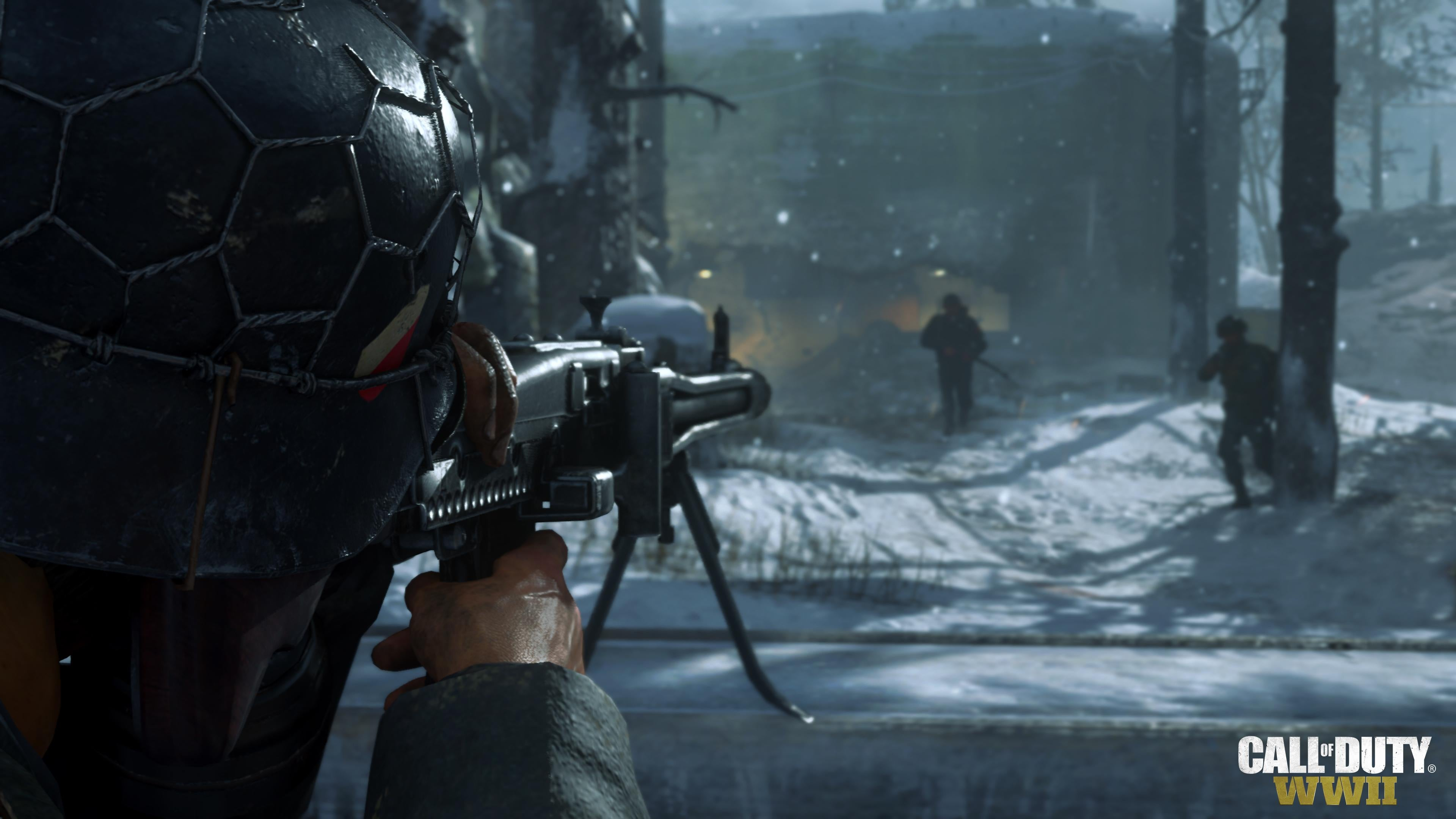 Call of duty ww2 review trusted reviews surprisingly the straight deathmatch and domination modes dont necessarily showcase world war iis multiplayer at its best the classic feel of cod2 to gumiabroncs Gallery
