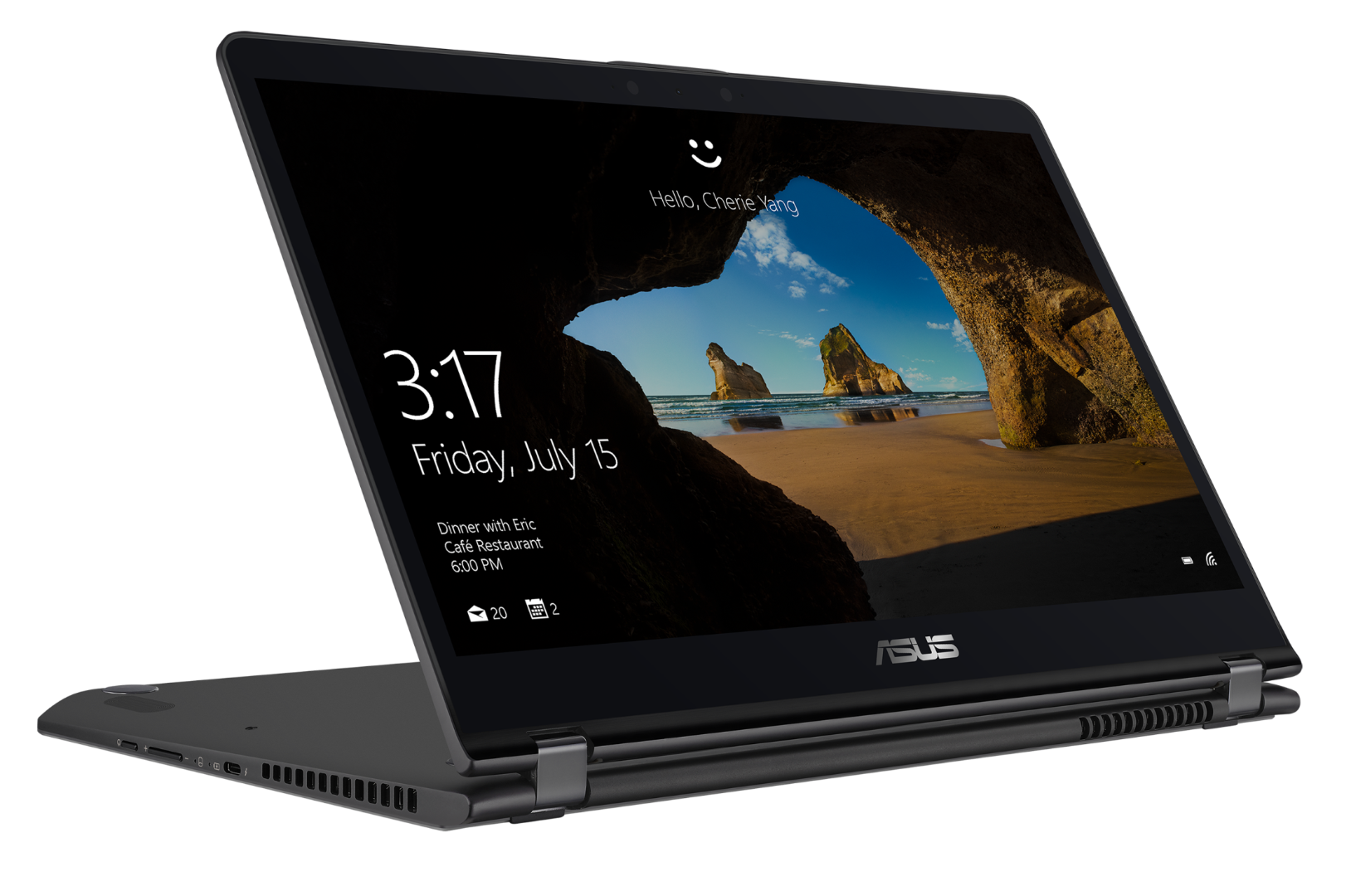 New Asus Laptops 2017: Luxury laptops steal the show at IFA