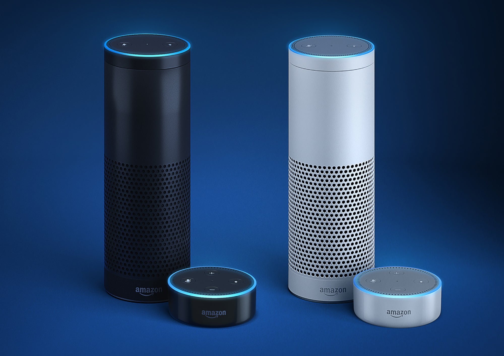 Alexa Enabled Devices Get Fancy New