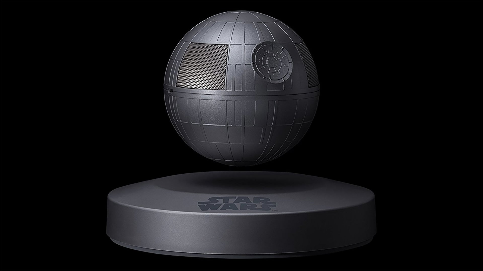 This Levitating Death Star Speaker Is The Ultimate Star