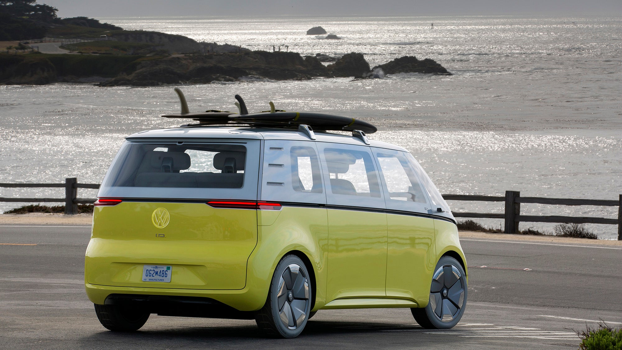 Volkswagen I.D. Buzz: This is VW's first electric Microbus, coming 2022 | Trusted Reviews