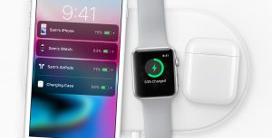 AirPower wireless charging