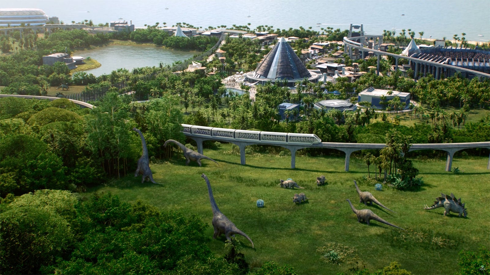 「Jurassic World Evolution」的圖片搜尋結果