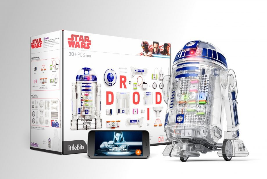 Lucky Kids Can Now Build Their Own Programmable R2 D2