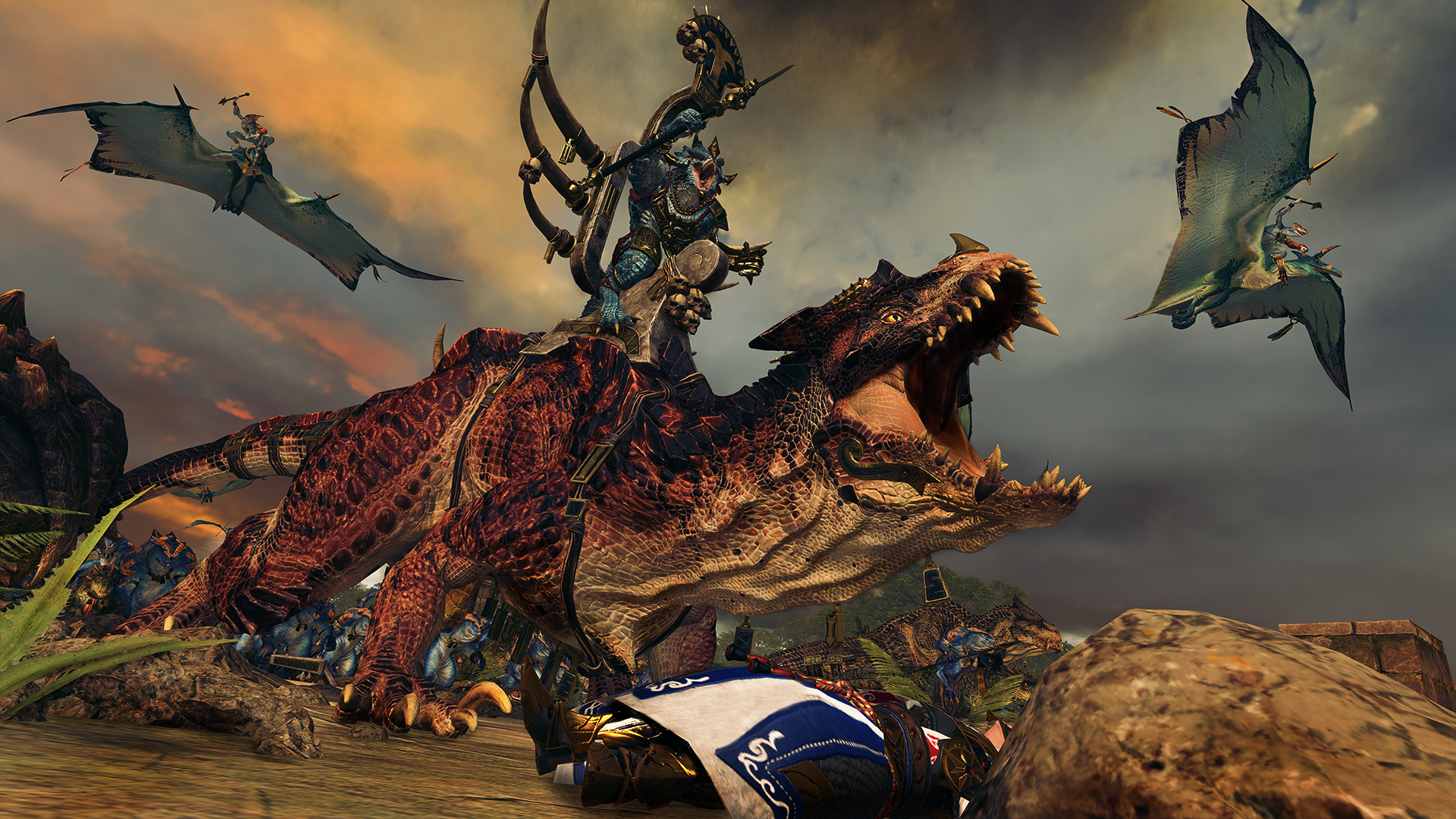 What has Total War: Three Kingdoms learnt from Total War: Warhammer