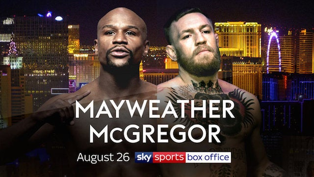 Watch Mayweather vs McGregor Live: Date Time, PPV, Tickets, Stream info
