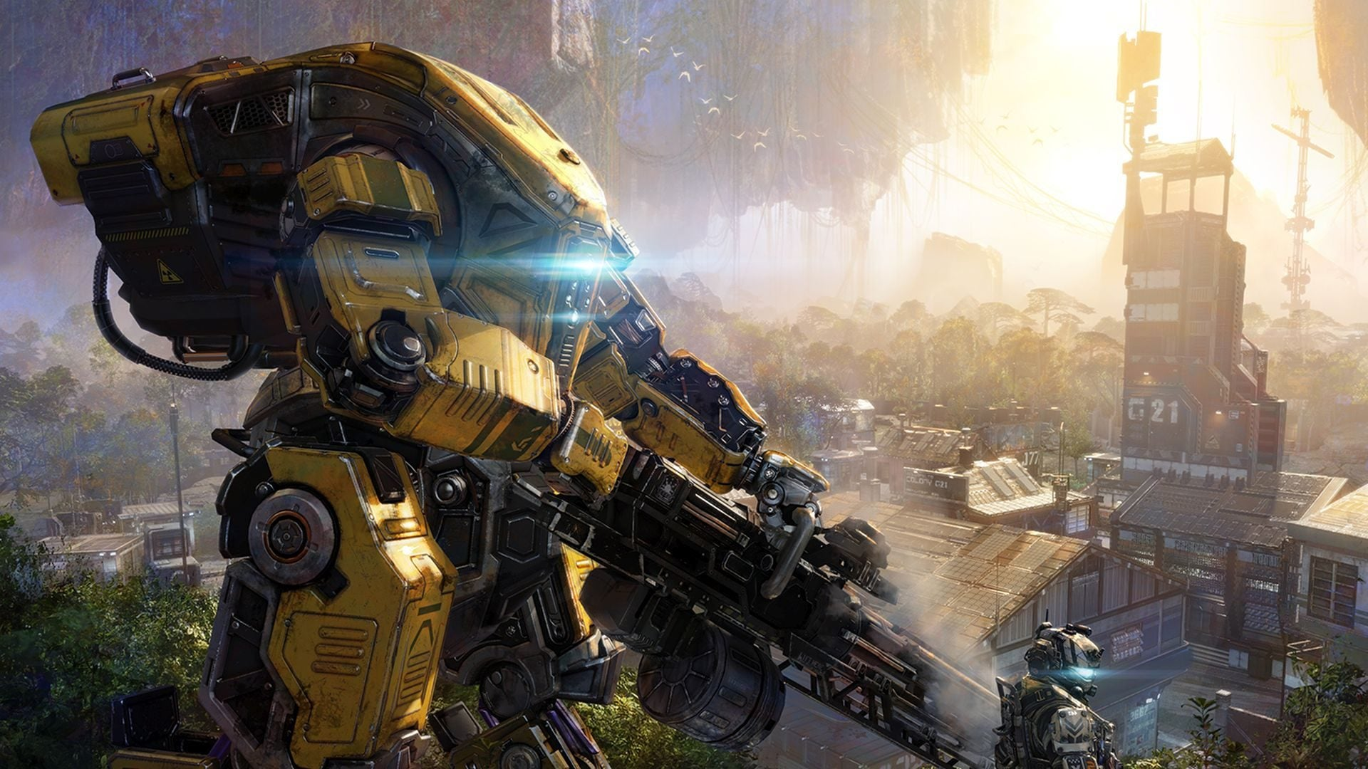 Titanfall 3: EA confirms a new game is in development