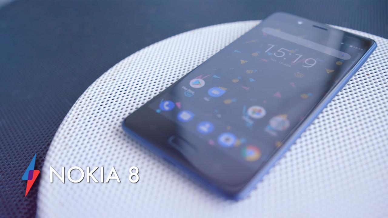 Nokia 8 Review How Good Is This Nokia Flagship Trusted